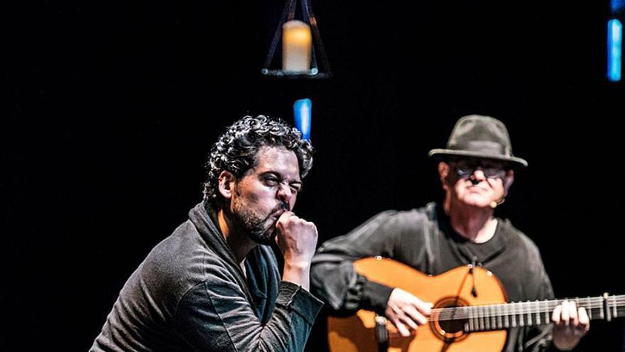 Lazarillo a ritmo flamenco