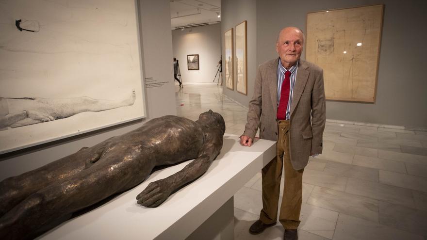 La obra de Antonio López embelesa en Fundación Bancaja