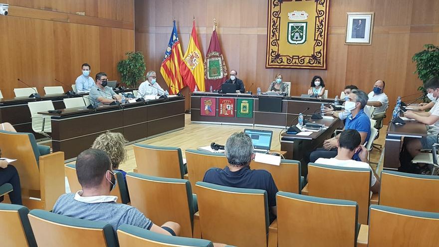"Calp entregará a la Cruz Roja su premio ""Jaume Pastor i Fluixà"""