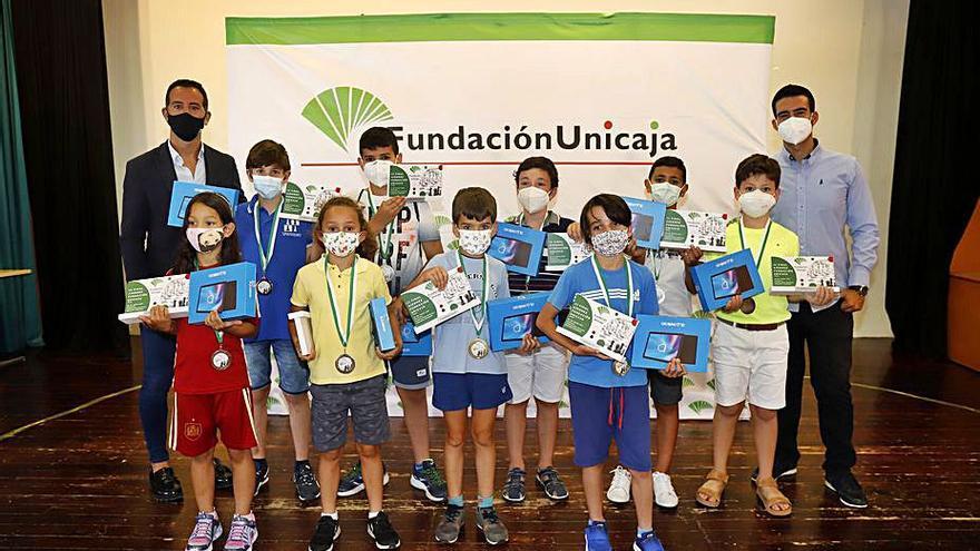 Más de 100 alumnos participaron en las finales de la III Liga Escolar de Ajedrez