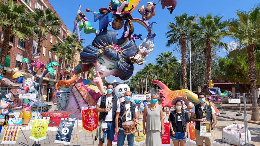 'Pentinem Catarroja' une la música tradicional valenciana con la conciencia del reciclaje