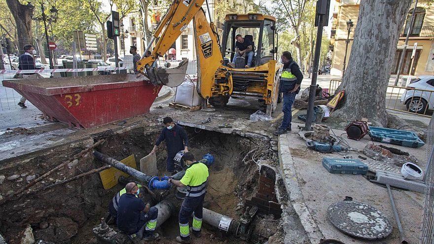 Vecinos del casco antiguo de Xàtiva pedirán indemnizaciones judiciales por los daños de las fugas de agua