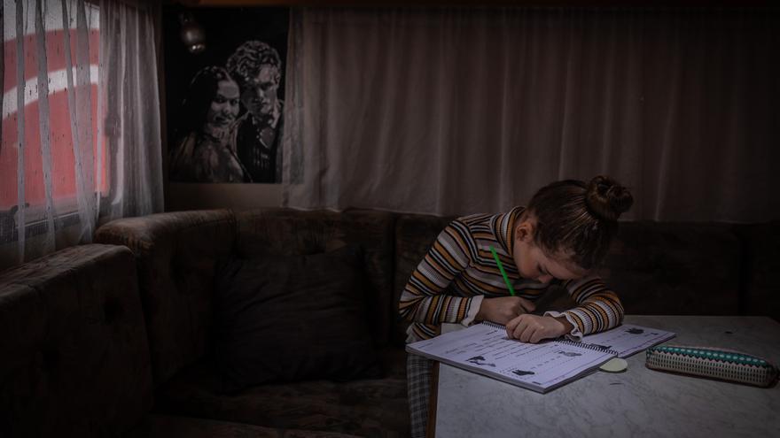 GALERÍA   El circo en Zamora: Nómadas en tiempos de cierre perimetral