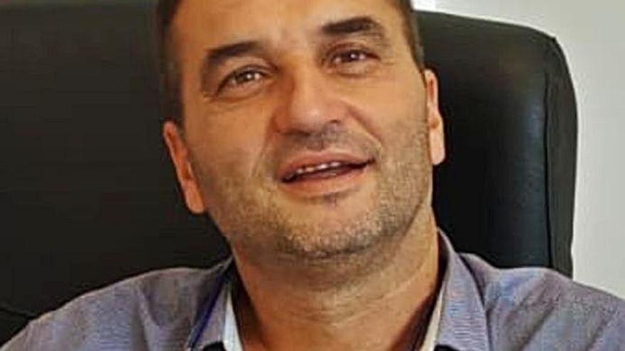 El alcalde Tomeu Cifre.