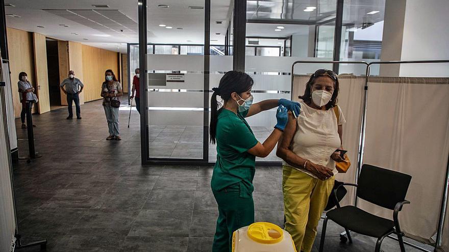 El centro de vacunas de Zamora en el Ramos Carrión cierra después de tres meses