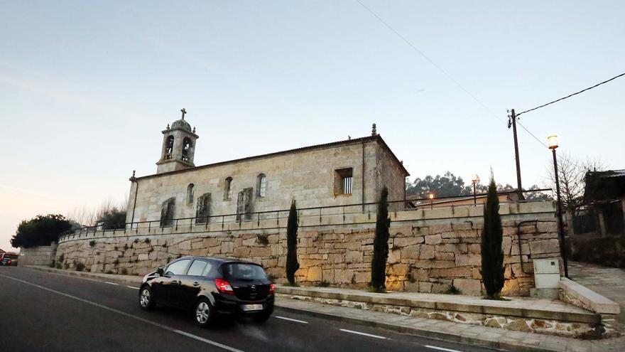 Mos busca financiación para restaurar las tumbas de sus primeros marqueses