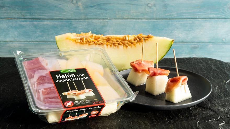 Peris se alía con La Seva para vender melón con jamón