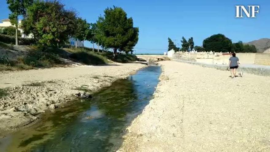 El río Chícamo reclama sus escrituras