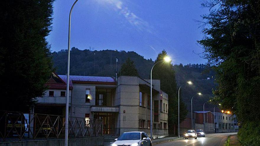 San Martín invierte un millón de euros en renovar el alumbrado