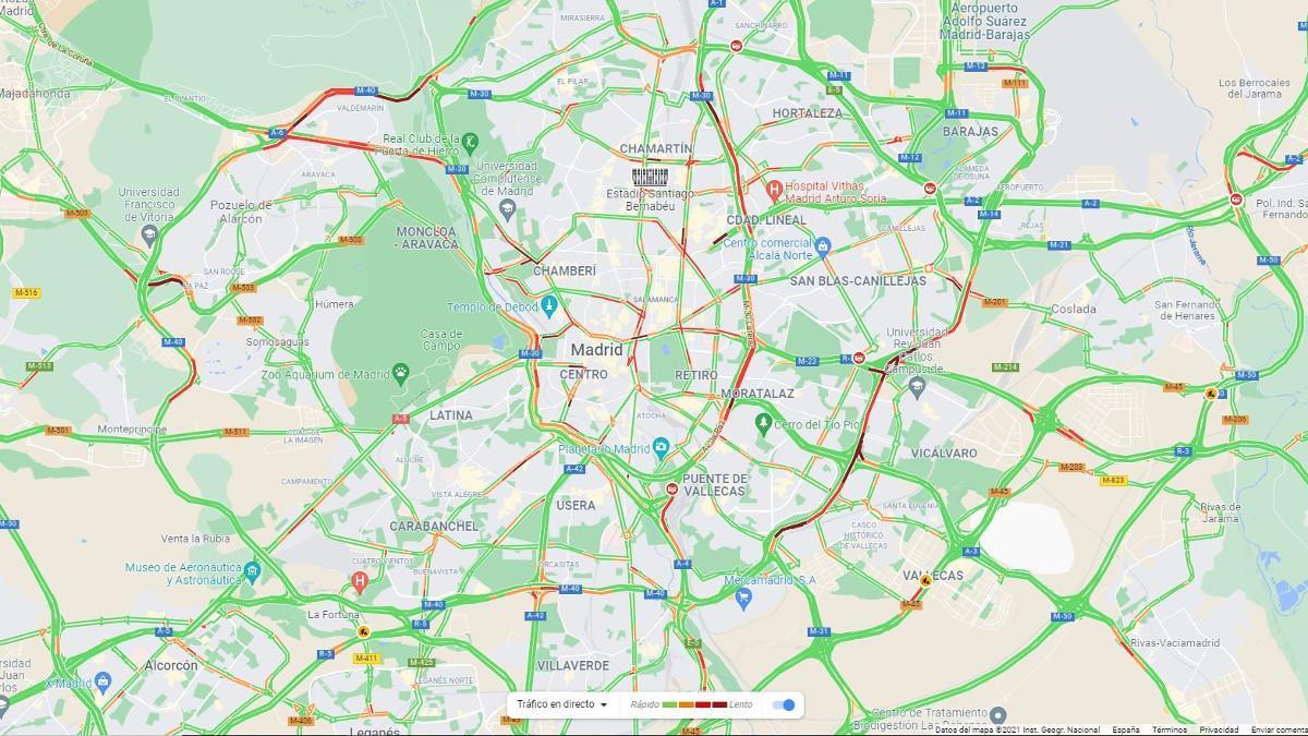 Google Maps ya no te recomendará la ruta más rápida, sino la que menos combustible consuma