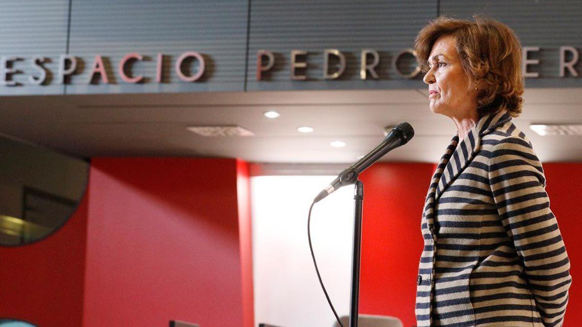 """Calvo tacha de """"insólito"""" el intento del CGPJ de """"invadir"""" la soberanía parlamentaria"""