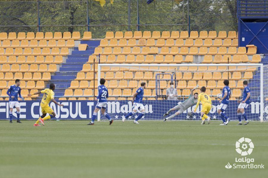 Alcorcón - Real Oviedo, en imágenes