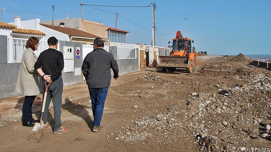 Burriana exige a Costas las obras sin hacer desde 2015 en el litoral