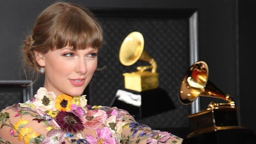 Taylor Swift i Billie Eilish, triomfadores als Grammy