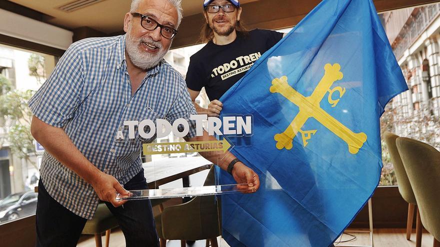 """Santiago Segura, de estreno en Oviedo: """"Asturias es un buen lugar para 'torrentizarse'"""""""