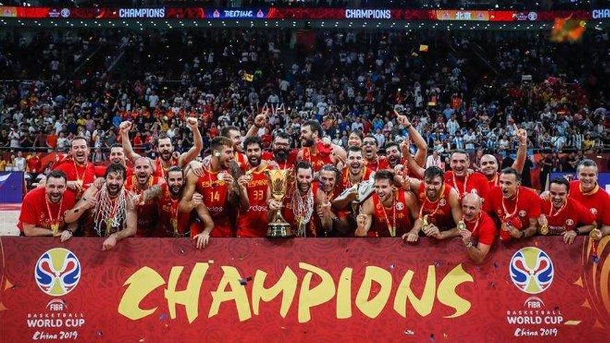 El uno por uno de la selección española de baloncesto