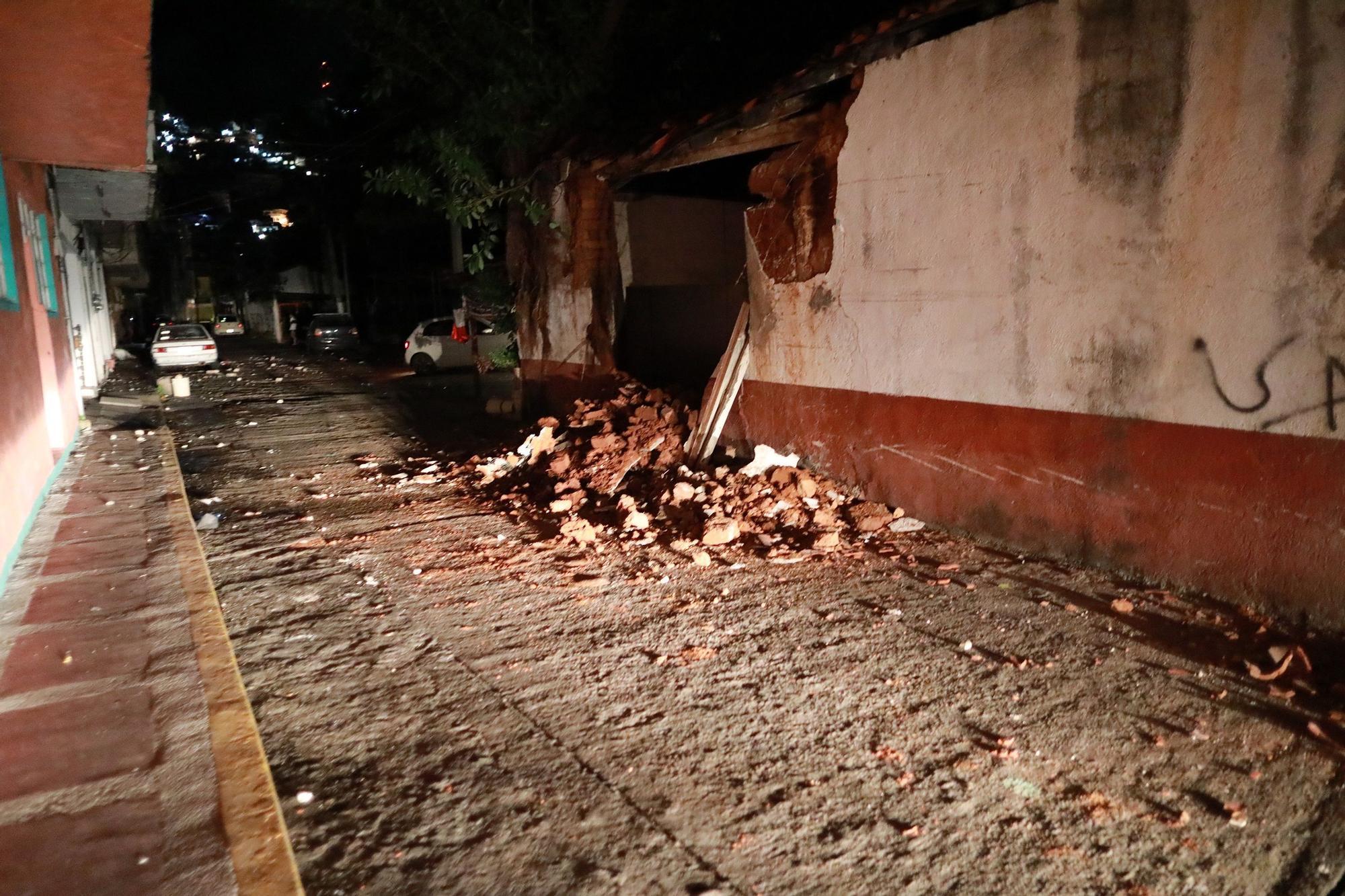 Terremoto de 7,1 grados en México