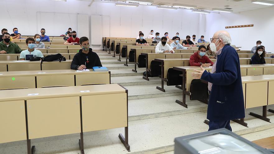 La pandemia endulza los resultados universitarios