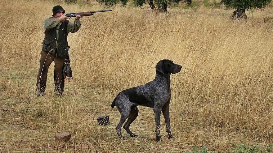 Los cazadores inician un periodo hábil marcado por la falta de lluvia