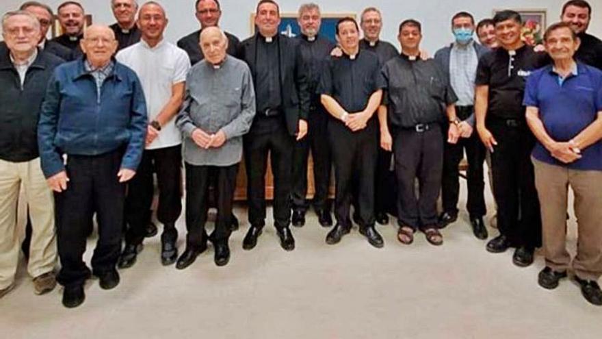 Cambio de sacerdotes en las parroquias de las Pitiusas