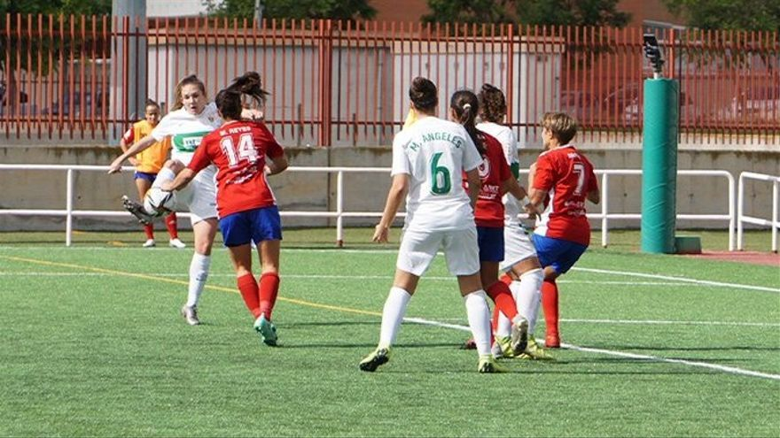 El Elche Femenino suma su primer punto del curso (0-0)