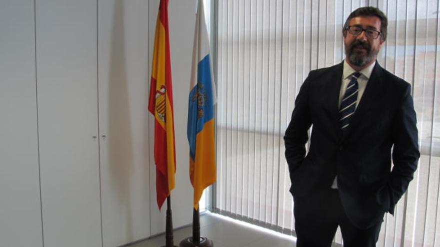 Óscar González, reelecto como juez decano de Las Palmas de Gran Canaria