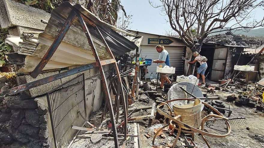 El Paso habilita puntos de recogida de enseres, ropa y comida para ayudar a los afectados por el incendio