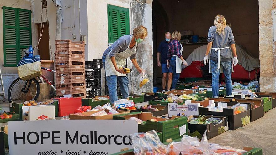 Hope Mallorca, la esperanza convertida en voluntariado