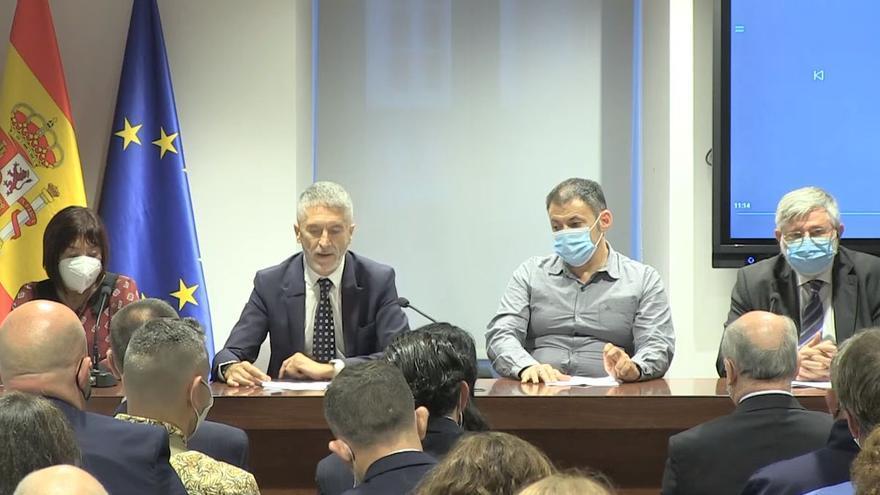 Marlaska reafirma el compromiso del Gobierno con las víctimas del terrorismo