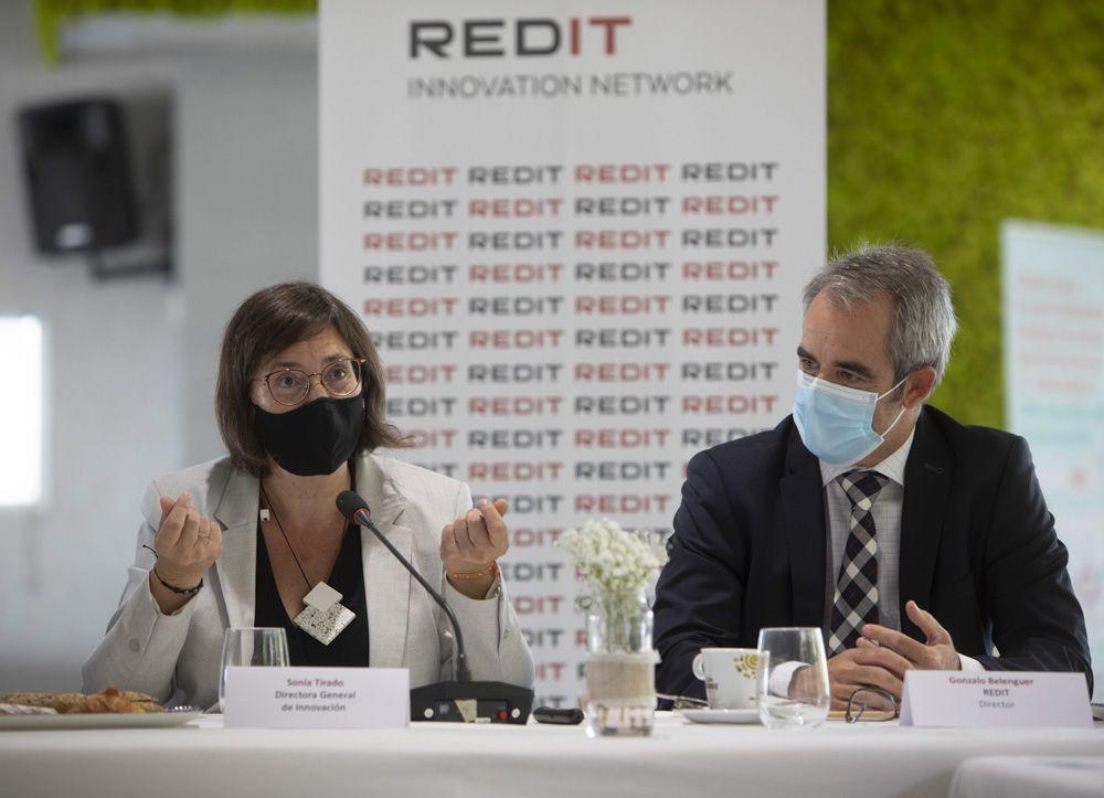 Jornada de Innovación de Redit en Sagunt.