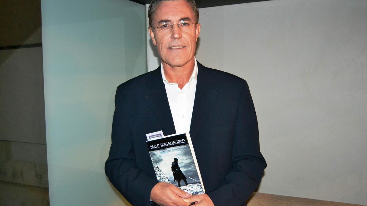 Francisco Morales Lomas, autor de 'Dramaturgos españoles entre dos milenios'.