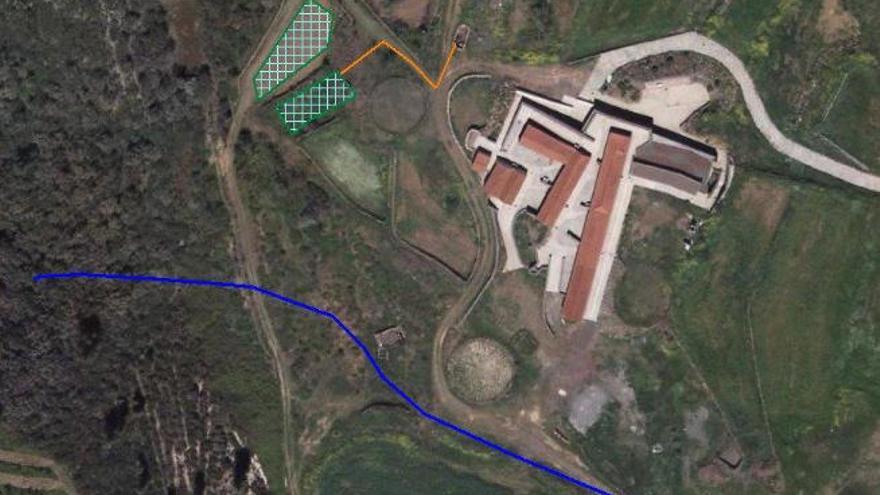 Un humedal y una laguna para el ecomuseo en El Tanque