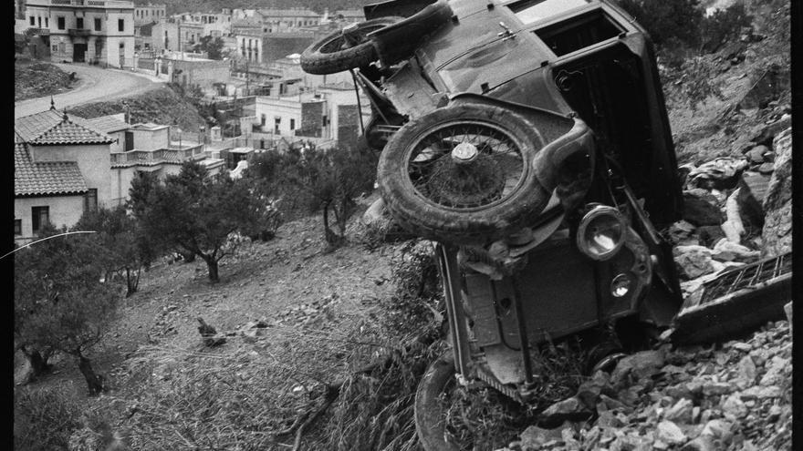 El Consell Comarcal acosta les fotografies de la retirada d'Antoni Campañà a quatre municipis