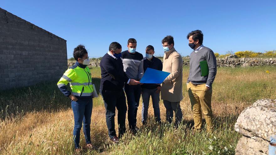 Villalcampo contará con un nuevo depósito de agua