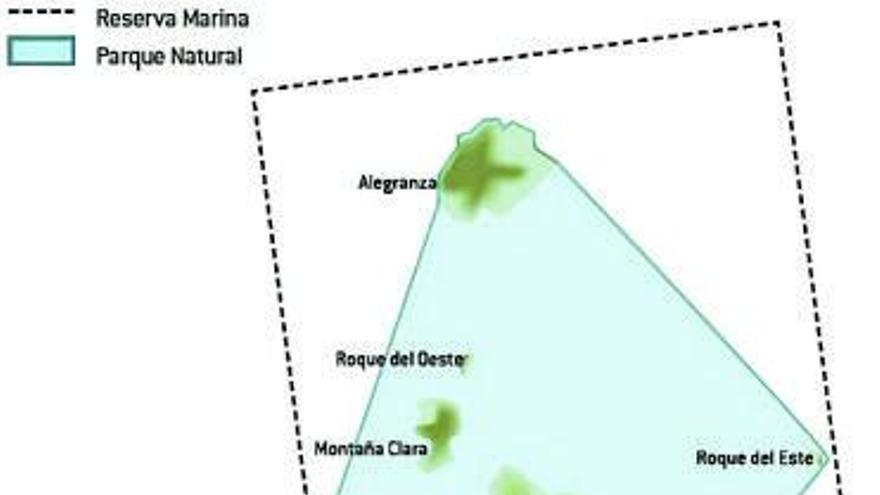 Los ecologistas alegan que el plan del Archipiélago Chinijo se carga El Jable