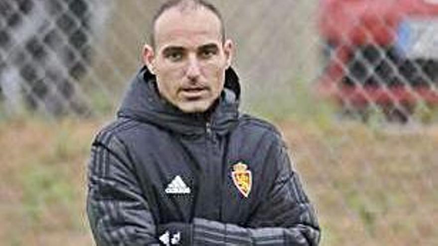 Iván Martínez alaba al Sporting