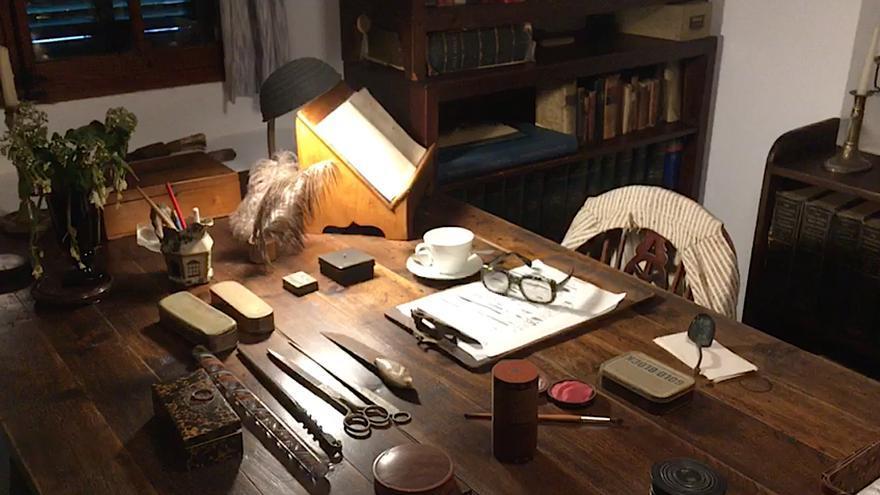 William Graves: «Sin haber leído las cartas íntimas de Robert Graves, no se puede escribir una biografía con su esencia»