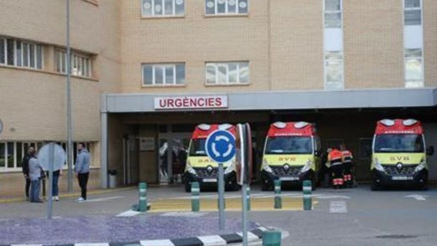 Recuperan a un trabajador con parada cardiaca en una fábrica de Onda
