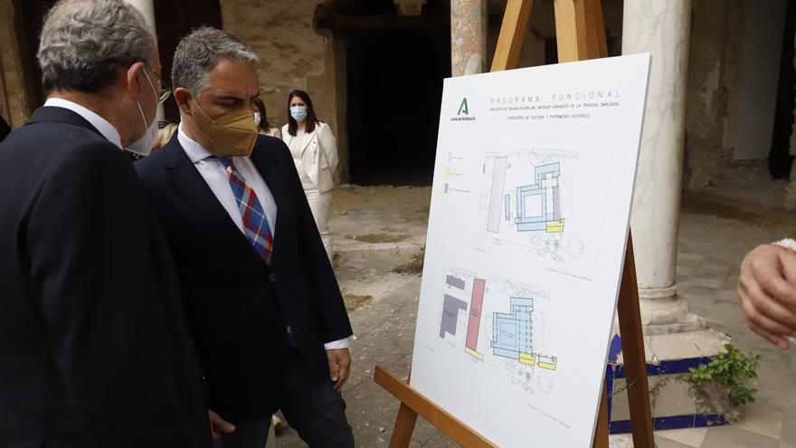 La rehabilitación del convento de la Trinidad costará 18,4 millones y se prevé licitar obras a finales de 2022