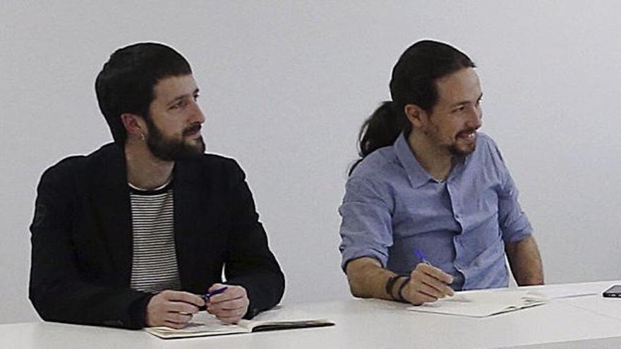 El juez remite a Podemos la declaración íntegra del exabogado del partido
