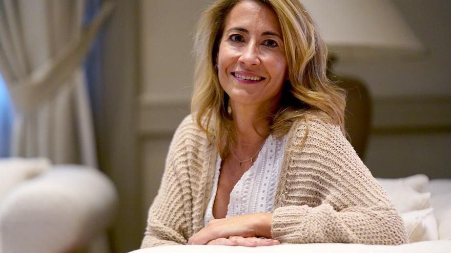 """Raquel Sánchez: """"Tenemos 20 días para negociar sobre El Prat, pero veo escaso margen"""""""