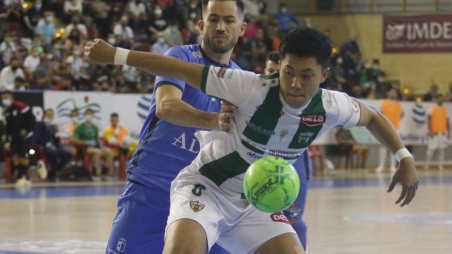 El Córdoba Futsal define una pretemporada con encuentros exigentes