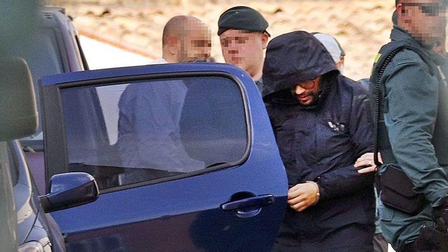 La Policía halla otra víctima del asesino de Marta Calvo
