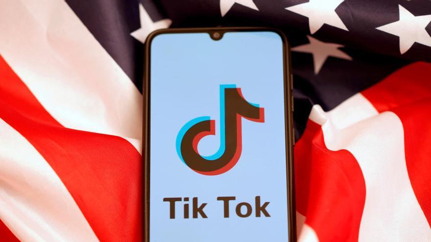 La justicia frena a Trump en su intento de prohibir TikTok