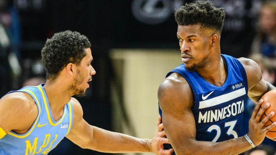 Megatraspaso en la NBA