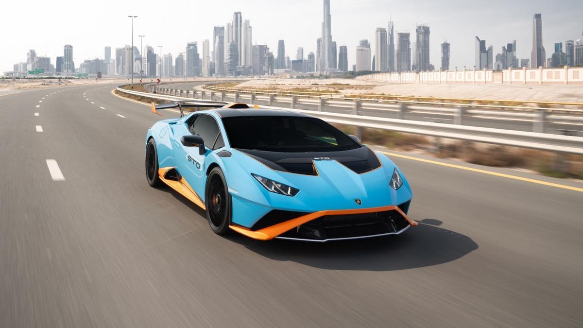 Lamborghini Huracán STO: 5 datos que no conocías de este superdeportivo apto para carretera