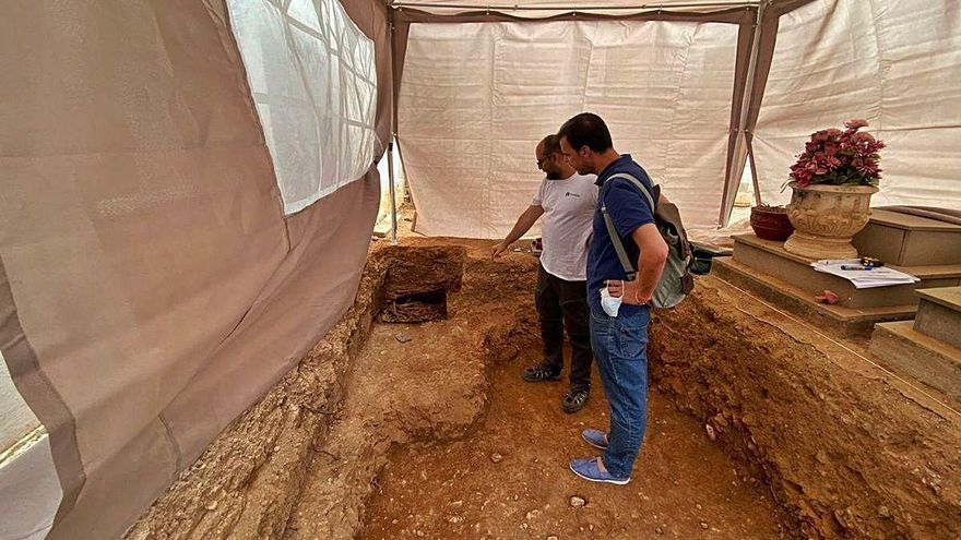 Castelló exhuma a 12 víctimes del franquisme