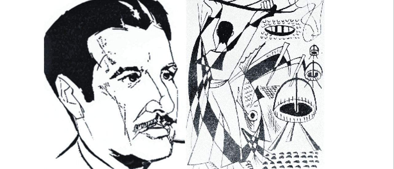 Antonio Padrón y la Rama
