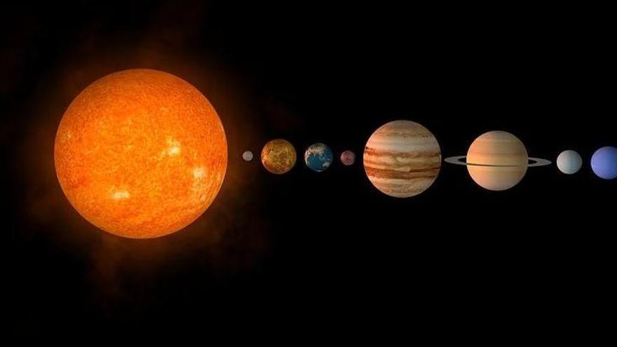 Farfarout, l'objecte més distant que s'ha vist mai al Sistema Solar