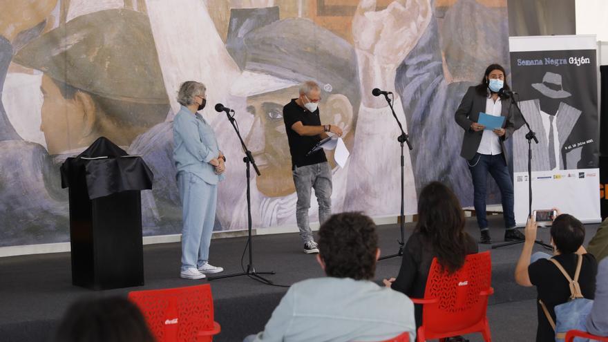 """La """"Semana negra"""" se presenta con fuerza: 150 autores estarán en Gijón"""